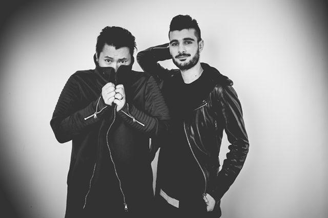 KLYMVX, le duo de DJs parisiens montant de la scène électronique française et internationale / Via CP Riseup