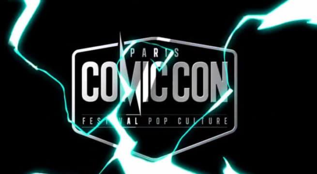 Capture du Trailer de la deuxième édition de la Comic Con de Paris / Youtube