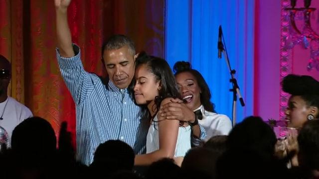 Le président des États-Unis Barack Obama / Capture Youtube