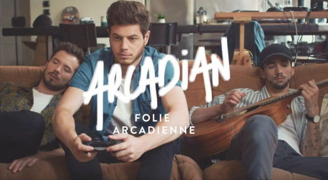 Cover du groupe Arcadian / Capture Youtube