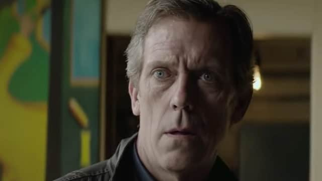 L'acteur Hugh Laurie / Capture Youtube