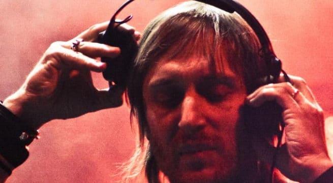 Le DJ Français David Guetta / CC Chucho Ramírez