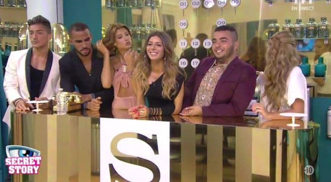 Les candidats de Secret Story saison 10 / Capture TF1
