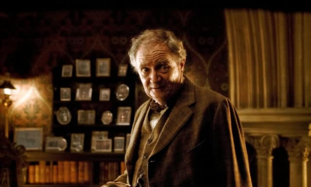 Horace Slughorn dans la saga Harry Potter / Capture Film