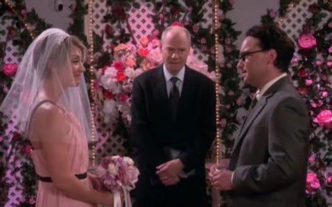 Capture Youtube The Big Bang Theory Saison 9 / CBS