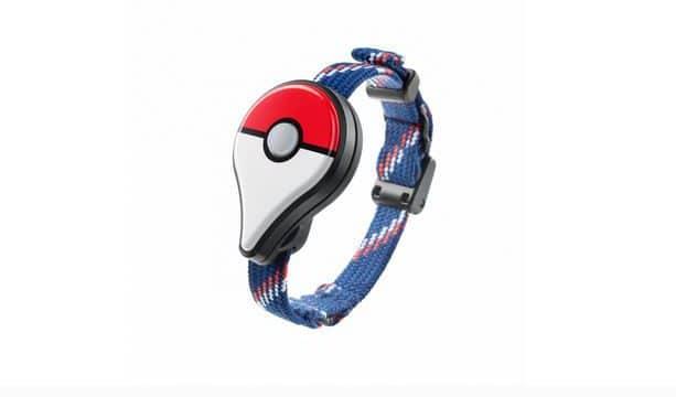 Le bracelet Pokémon Go Plus / Capture Nintendo