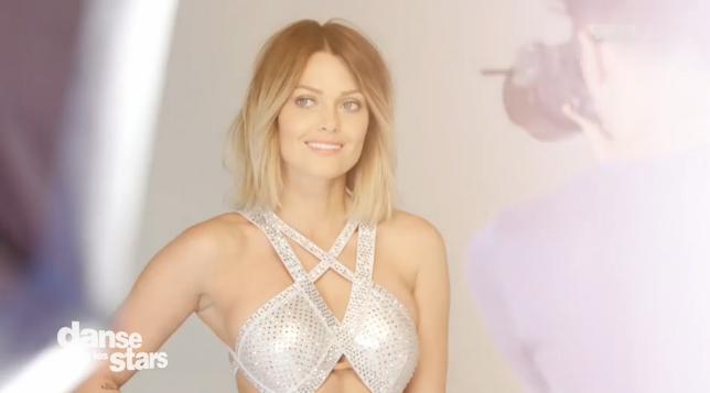 Caroline Receveur, candidate de Danse avec les Stars 7 / Capture TF1