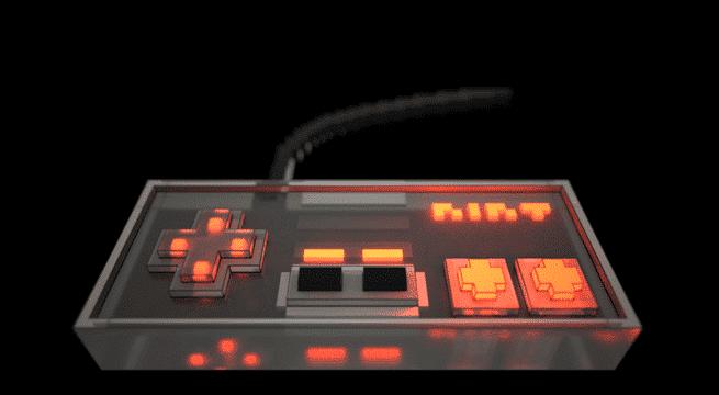 Illustration d'une ancienne manette de Nintendo / Pixabay