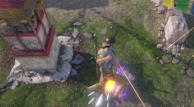 La nouvelle extension Uncharted 4 (Chasseur de Primes) / Capture Uncharted 4 Youtube