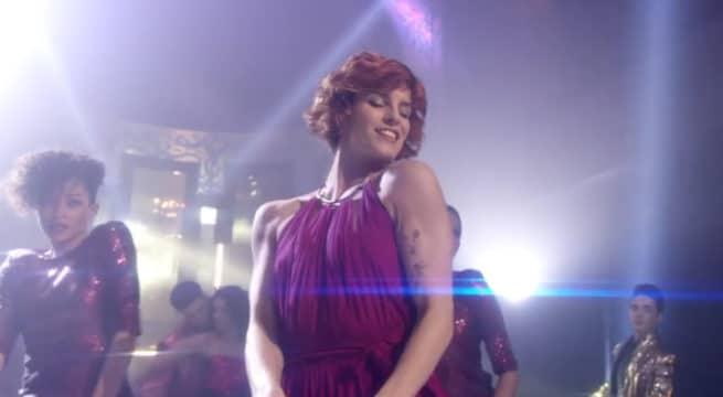 Fauve Hautot dans le clip de JESS GLYNNE - If I Can't Have You / Capture Youtube