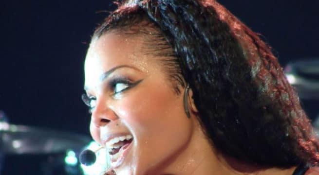 La chanteuse Janet Jackson / Photo Flickr MaDMAn