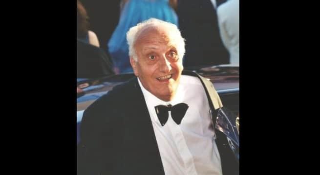 Pierre Tchernia en 2001 au Festival de Cannes / Photo Georges Biard