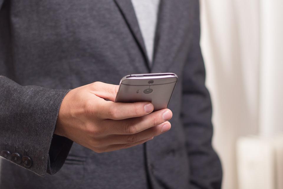 Illustration d'un téléphone portable / Pixabay