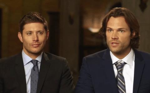 Sam et Dean capture youtube / Supernatural CW