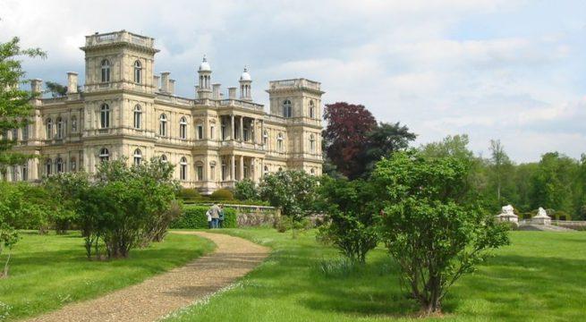 Le château de la famille Rothschild cambriolé