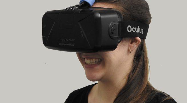 Foire de Paris : Un casque de réalité virtuelle