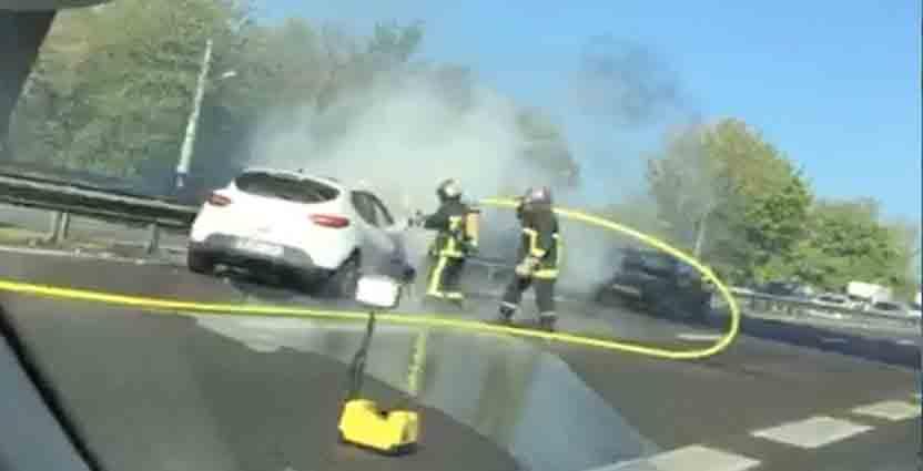 N118 incendie