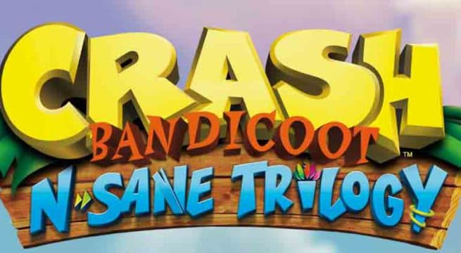 Crash Bandicoot : N. Sane Trilogy, un peu de gameplay