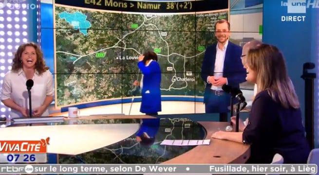 télé belge en direct