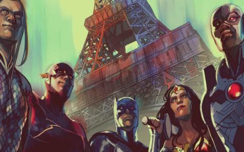Comic Con Paris 2017