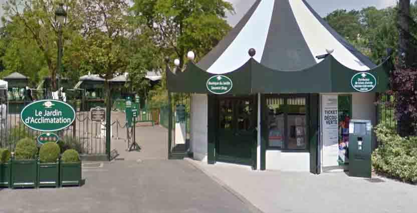Jardin d'Acclimatation : Le parc est gratuit ce dimanche 3 septembre avant le début des travaux