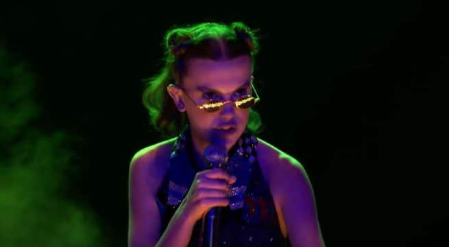 Millie Bobby Brown - The Tonight Show de Jimmy Fallon.