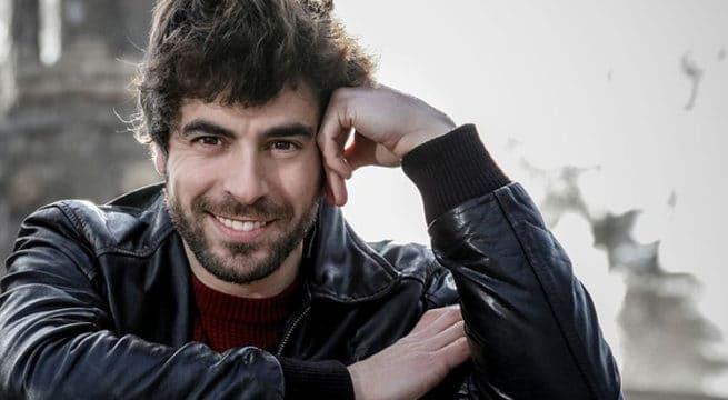 Agustin Galiana dévoile un extrait de son premier album