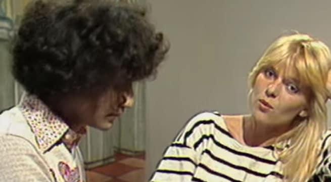 David Hallyday lui rend un touchant hommage — France Gall morte