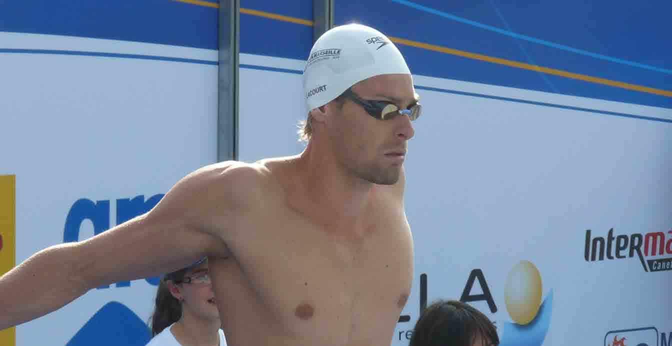 Le nageur camille lacourt va inaugurer une piscine for Chevilly larue piscine