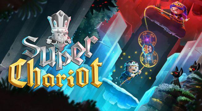 Version française: Super Chariot Teaser Nintendo Switch