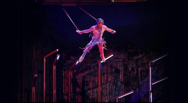 Un acrobate du Cirque du Soleil fait une chute mortelle en ...