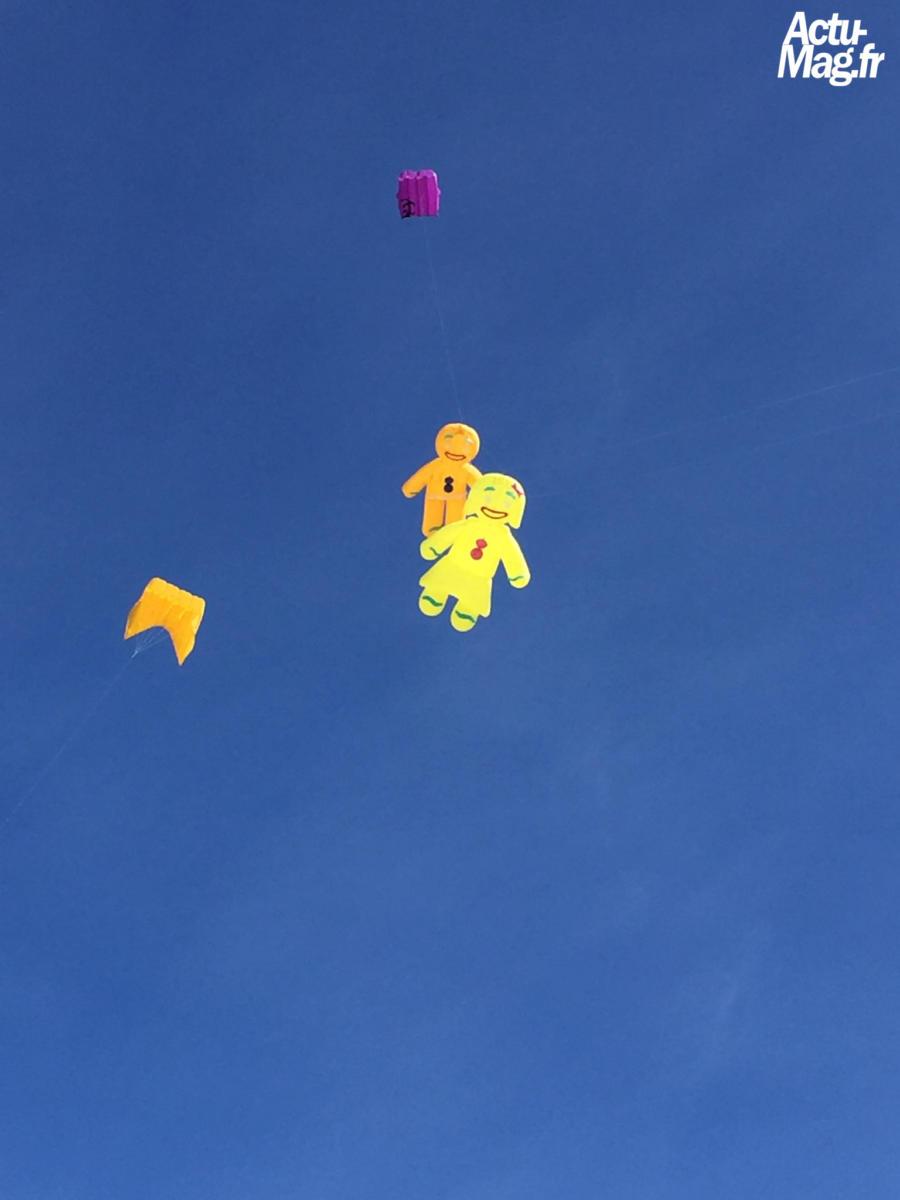 rencontre internationale de cerf volant berck sur mer